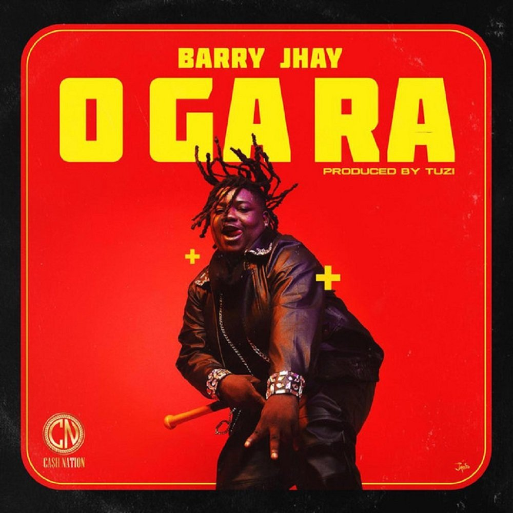 Barry Jhay O Ga Ra