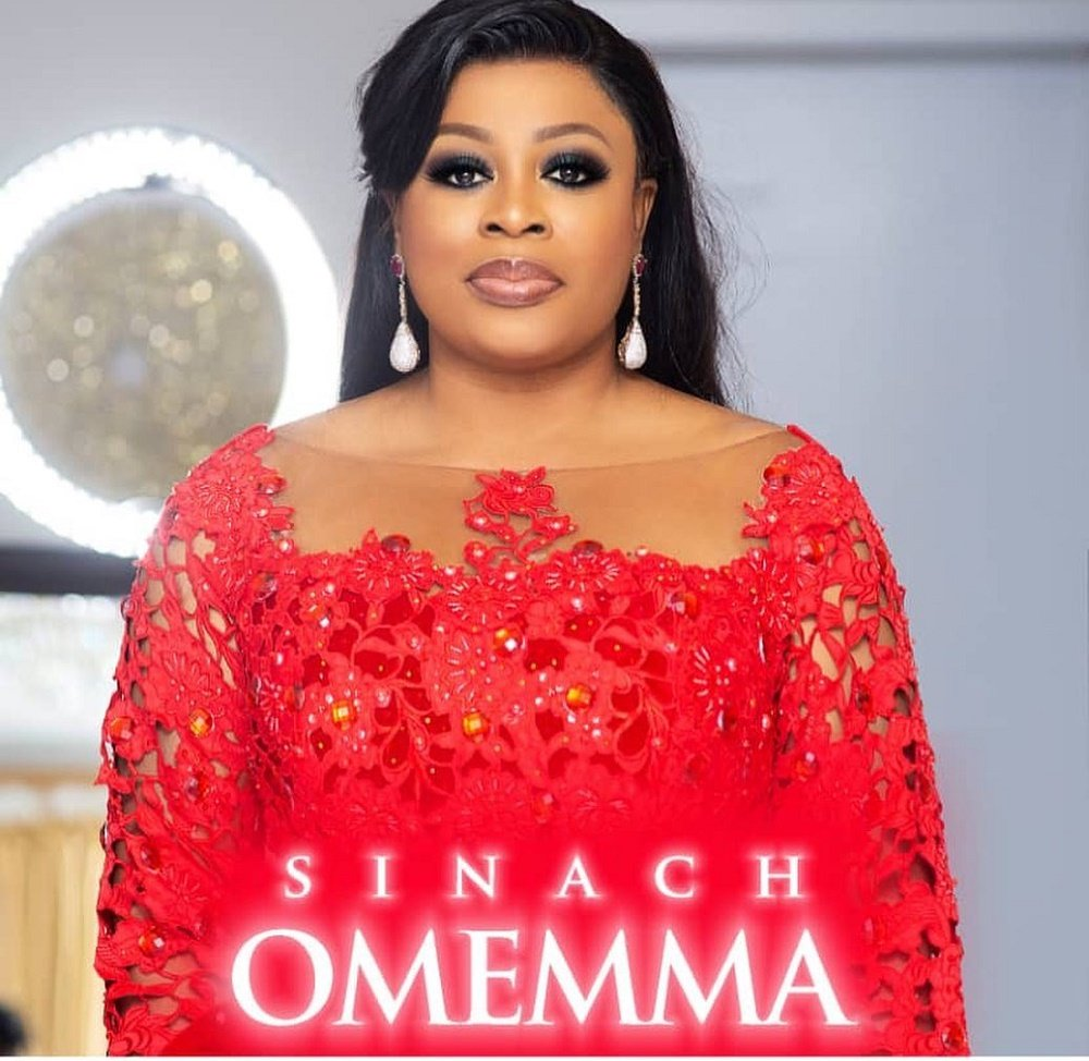Omemma by Sinach – Mp3 Download