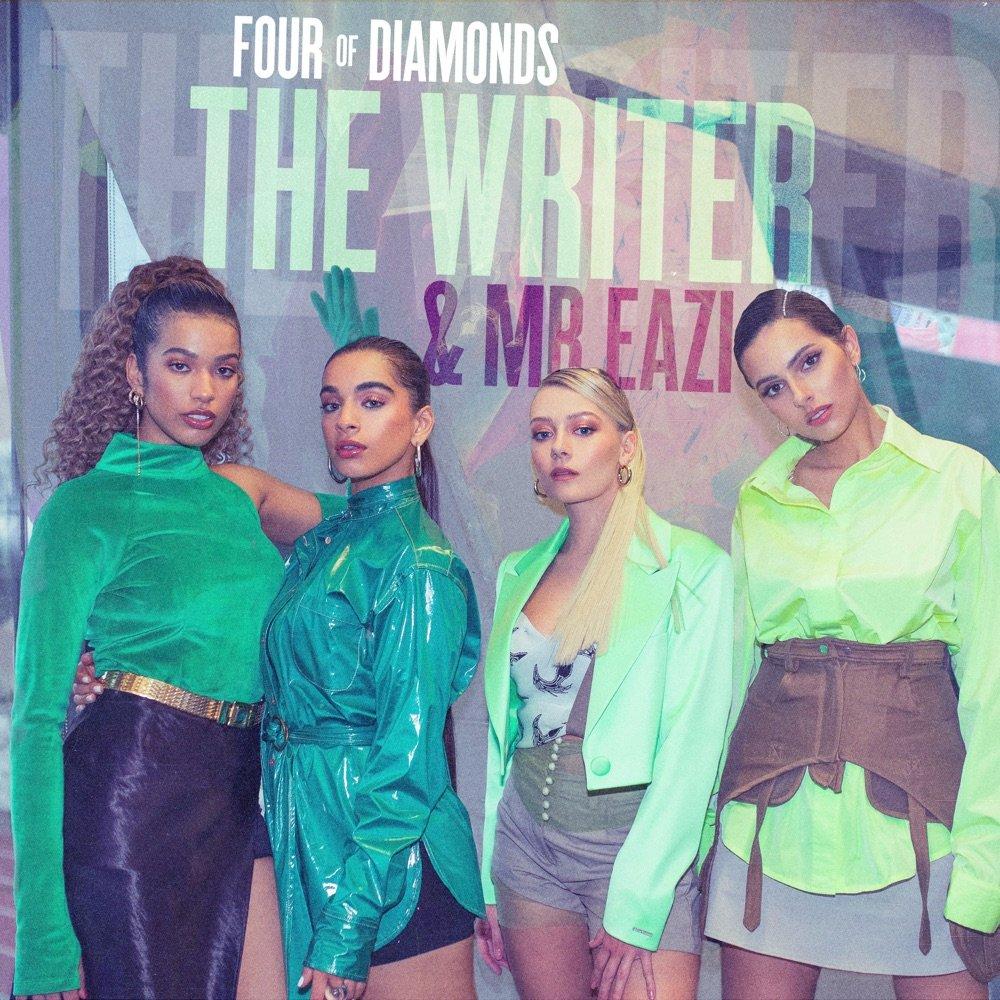 Four Of Diamonds The Writer