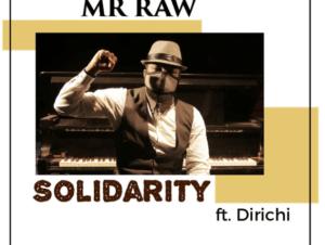 Mr Raw ft. Dirichi – Solidarity artwork