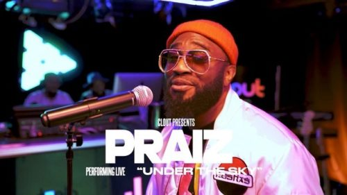 Praiz Under The Sky cover
