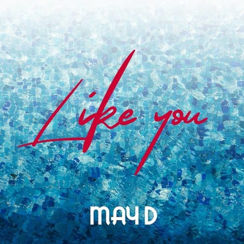 May D Like You artwork