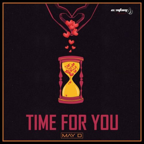 MayD Time for you cover