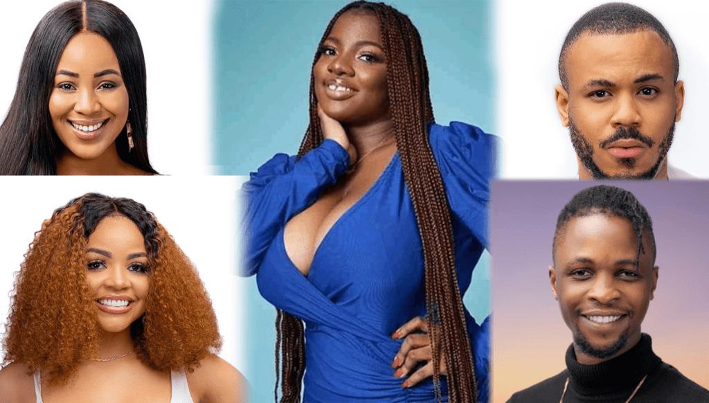 Top 5 Popular Housemates So Far In BBNaija