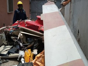 Lagos Helicopter Crashes