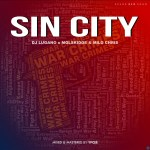 DJ Lugano Sin City artwork