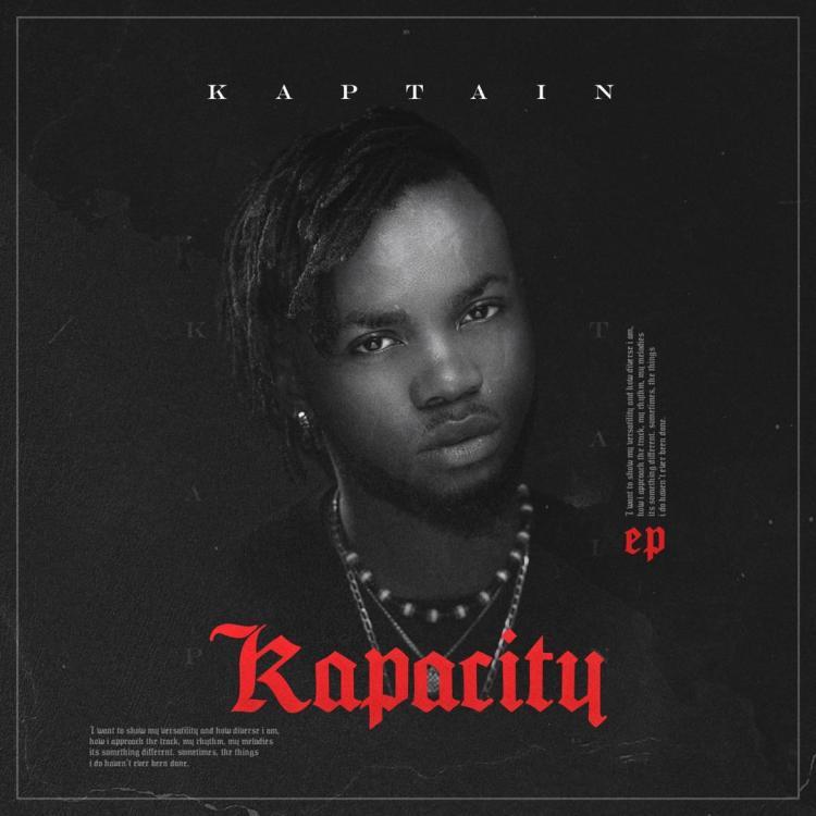 Kaptain Kapacity EP