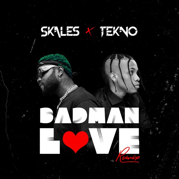 Skales Badman Love Remix ft. Tekno