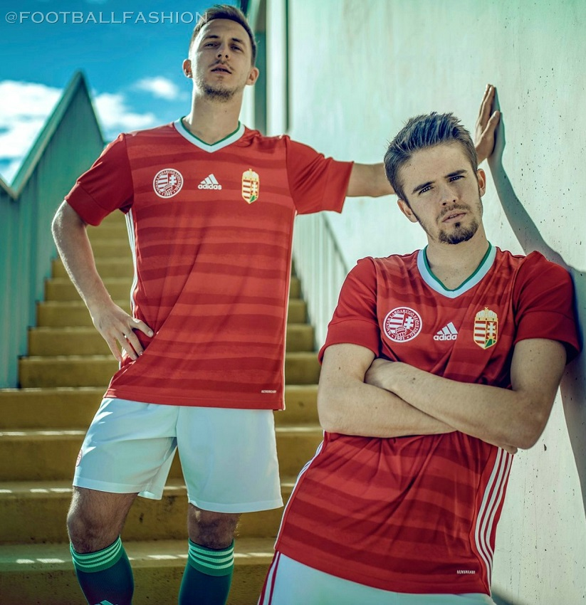 hungary 2020 2021 adidas home kit 1