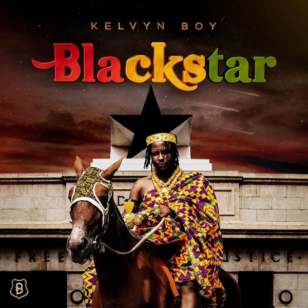 Kelvyn Boy Black Army