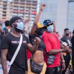 We Want A new Nigeria – Beverly Osu Speaks On The #EndSARS Protest