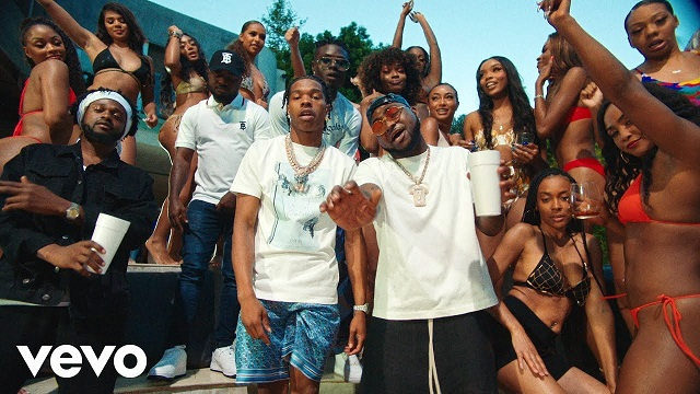 Davido So Crazy Video