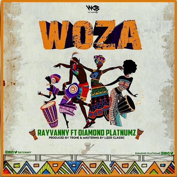 Rayvanny Woza