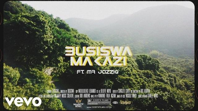 Busiswa Makazi Video