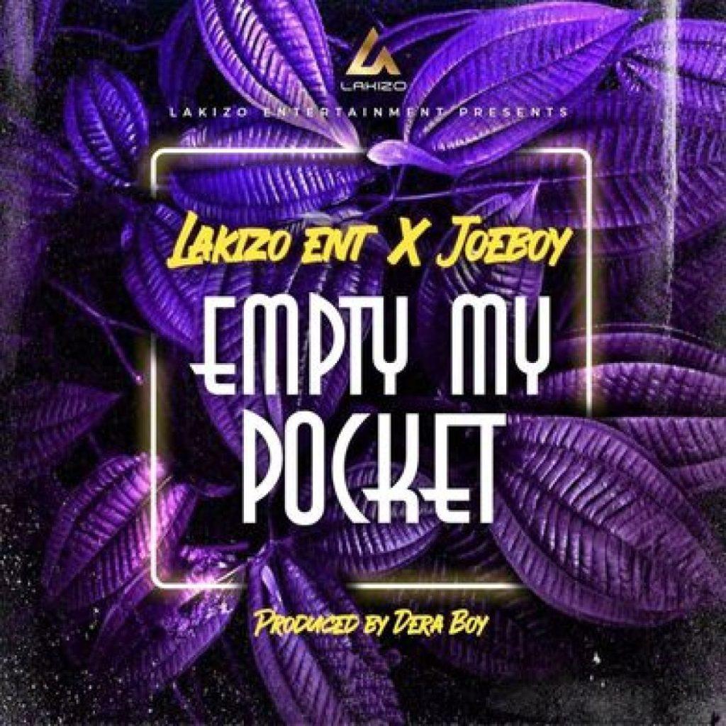 joeboy – empty my pocket ft. lakizo ent 1200x1200 1