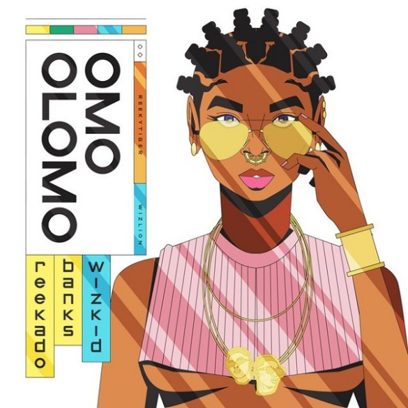 Omo Olomo by Reekado Banks Ft. Wizkid Mp3 Download