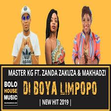 Master KG – Di Boya Limpopo Ft. Zanda Zakuza, Makhadzi