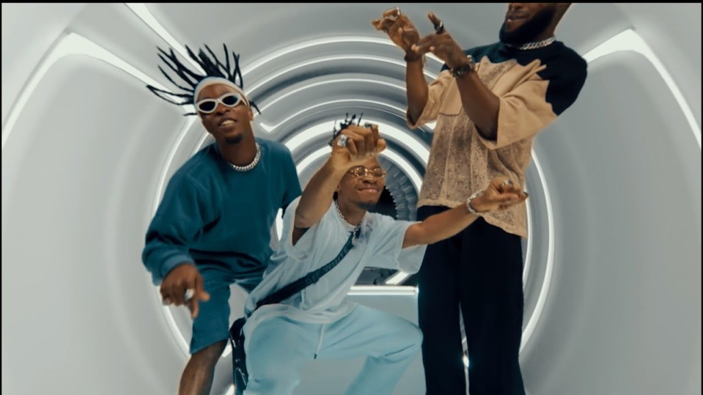 Video: DJ Neptune – Nobody Icon (Remix) ft. Joeboy, Laycon