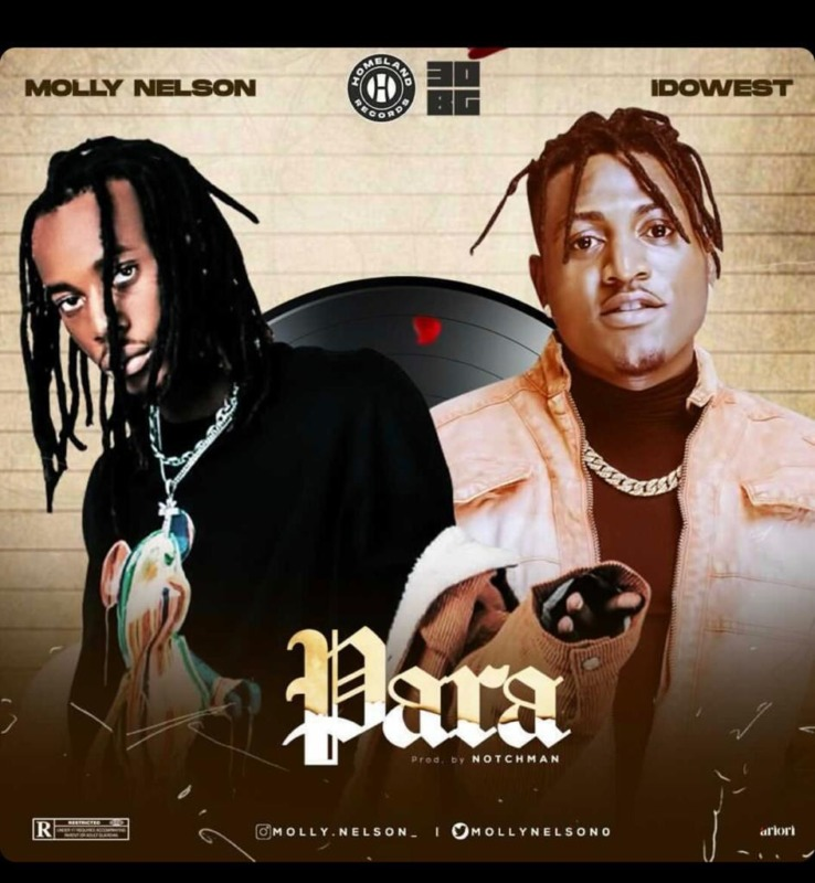Molly Nelson – Para ft. Idowest