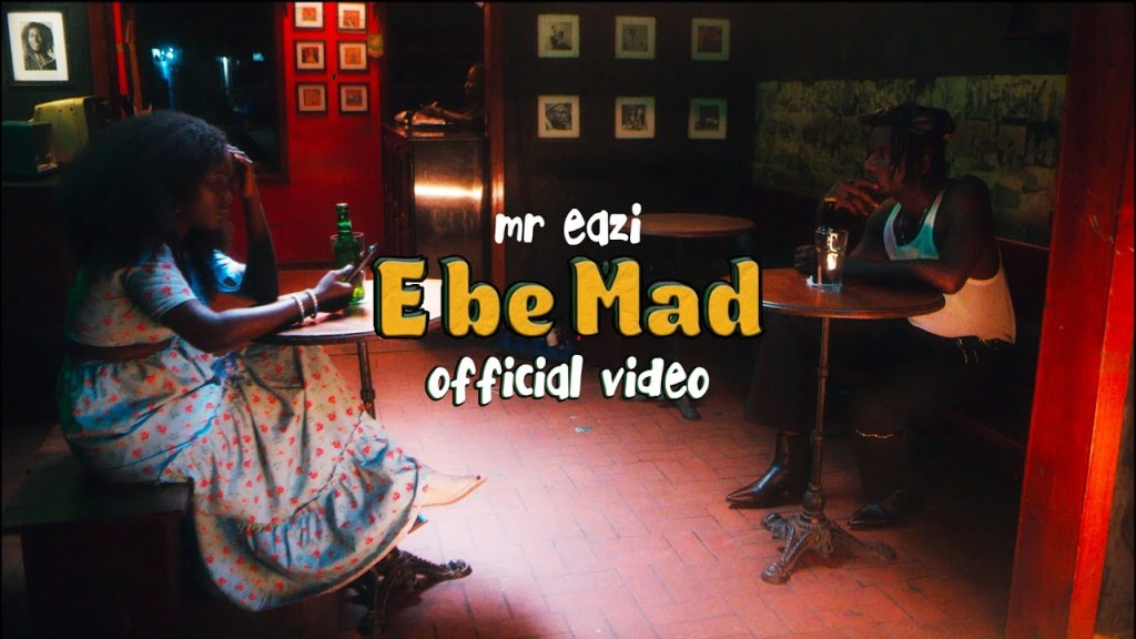 Mr Eazi – E Be Mad (Video)