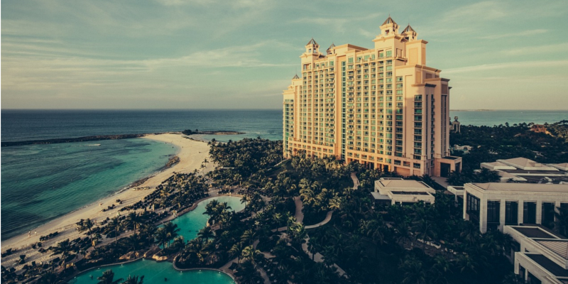 Travel blog: Discover Paradise Island