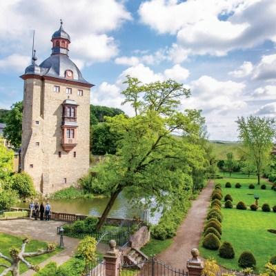 Castle Vollrads, Uniworld Cruises