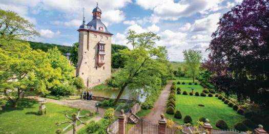 Castle vollrads Uniworld