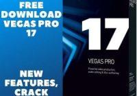 Sony Vegas Pro 17.0.421 Crack Keygen With Torrent 2020 Free Download