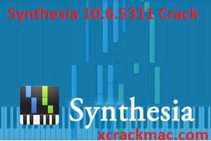 Synthesia 10.6.5311 Crack Activation Unlock Key Free Download (Android/Mac/Win)