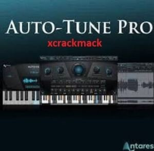 Antares AutoTune 9.1.1 Crack With Serial Key Free Download (2020)