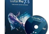 Guitar Pro 7.5.5 Crack Keygen With License Key 2021 Free Download (Mac/Win)