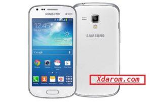 Samsung GT-S7582 MT6575 4 2 2 firmware flash file Download | XDAROM COM