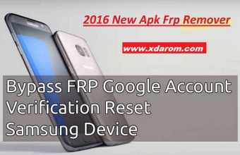 Remove Google Account FRP lock Samsung Device 2016 New Apk Version Free Download