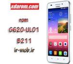 Huawei G620-UL01 B211 Rom firmware (flash file) 100% tested