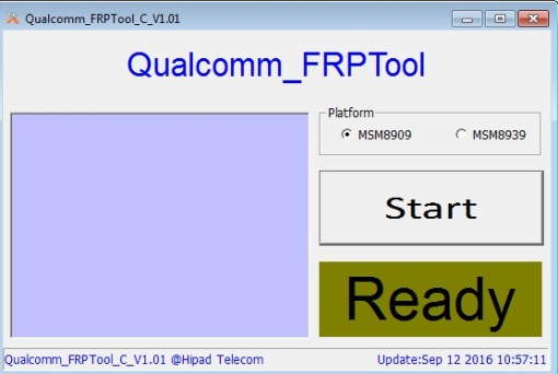 Qualcomm FRP Reset Tools 100% Tested Full Free Download | XDAROM COM