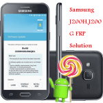 Samsung J200H, J200G FRP Reset File (Manual Guideline) Download
