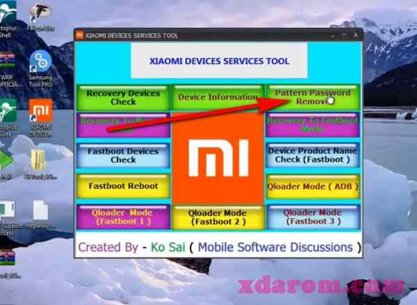 xiaomi device service tool pc download