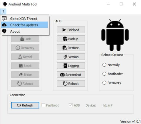 LX Android Multi Tool V1 3 2 100% Tested Download | XDAROM COM