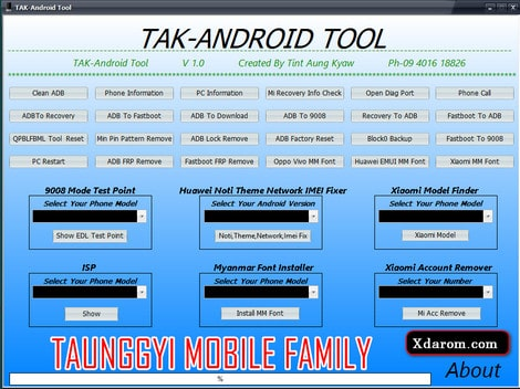 TAK Android Tool V1.0 Download