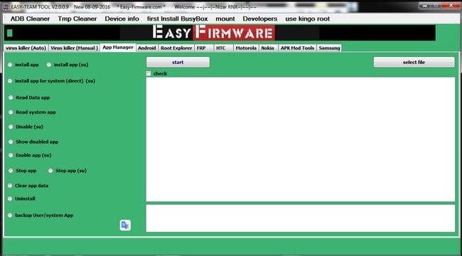 Easy Firmware Virus Remover Tool Crack
