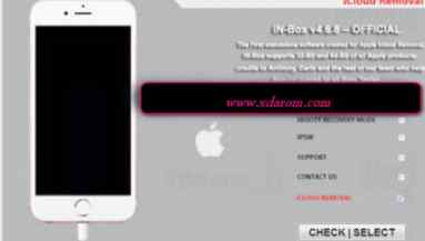 ICloud Activation Bypass Tool Latest Version Download | XDAROM COM