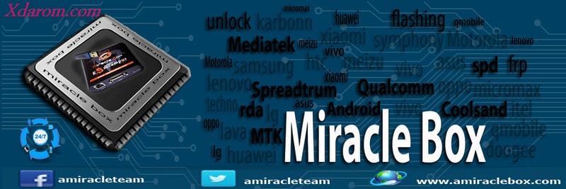 Miracle Box Setup File