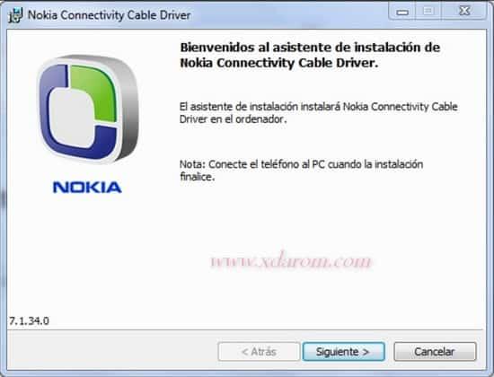 Nokia USB Driver