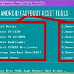 Android Fastboot Reset Tool 100% Tested Download