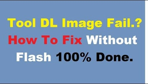 How To Fixed Tool DL Image Failed