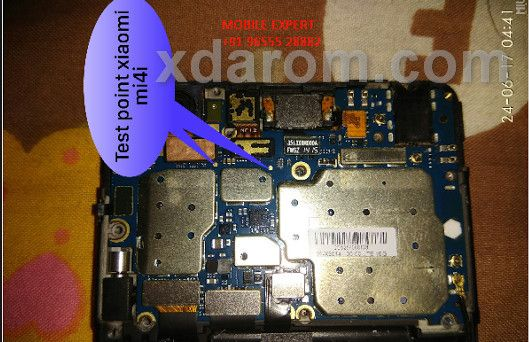 Xiaomi Test point For All Xiaomi Devices Repair | XDAROM COM