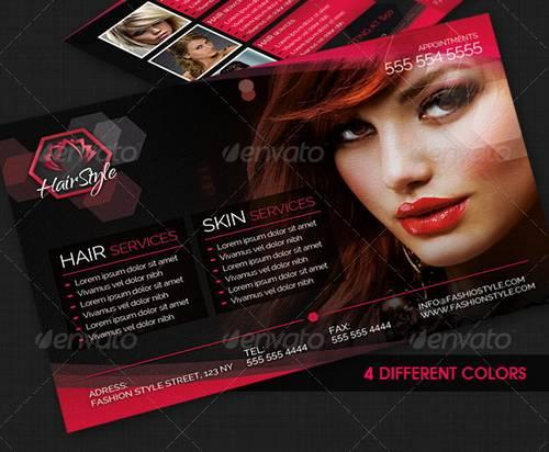 Hair Stylist Flyer Templates. 7 best images of sample salon flyers ...
