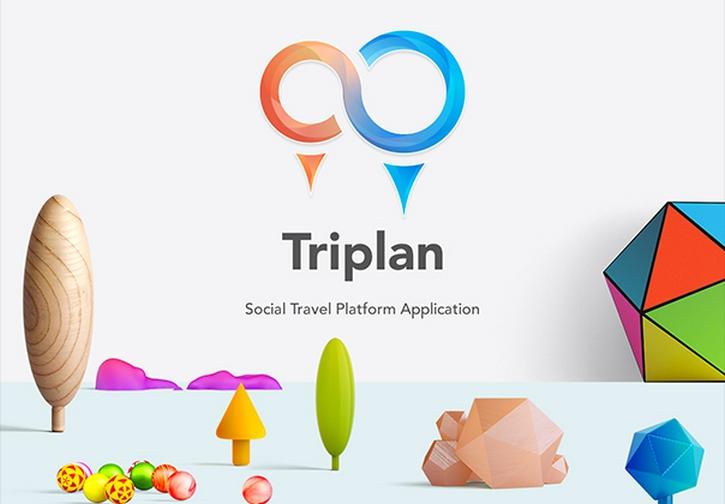Triplan Mobile Application UI Kit
