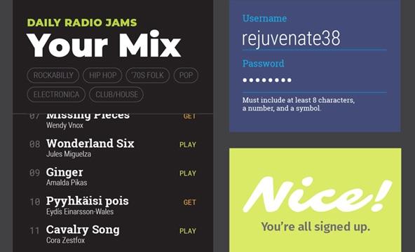 Выбирайте правильные шрифты для работы: 16 бесплатных, одобренных UX шрифтов для Adobe XD
