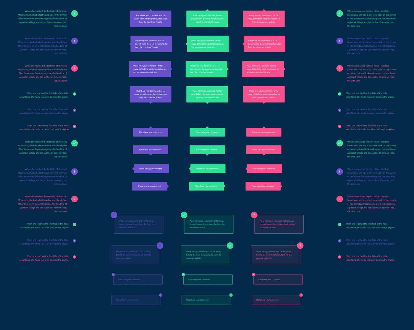 Platforma для iOS – Комплект первичных вайрфреймов для прототипирования приложений